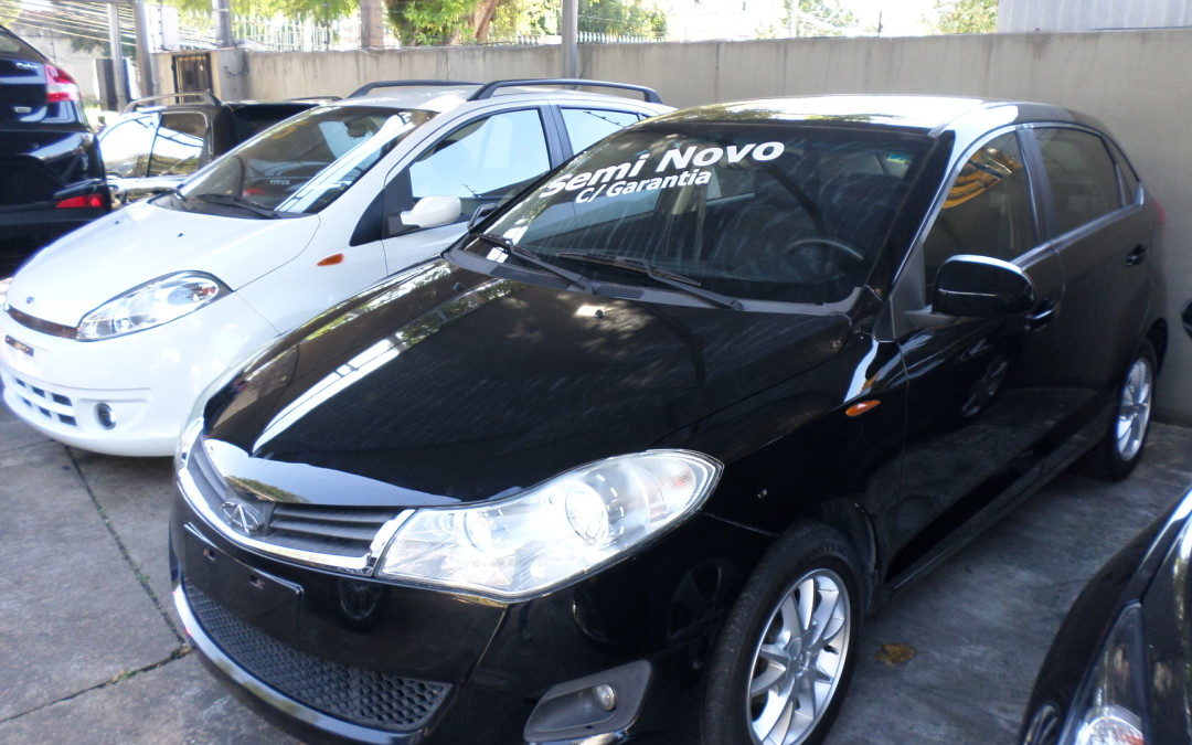 CELER HATCH 1.5 FLEX 2013 PRETO