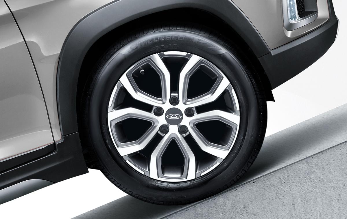 tigo Rodas-de-liga-leve-e-sensor-de-pressao-dos-pneus